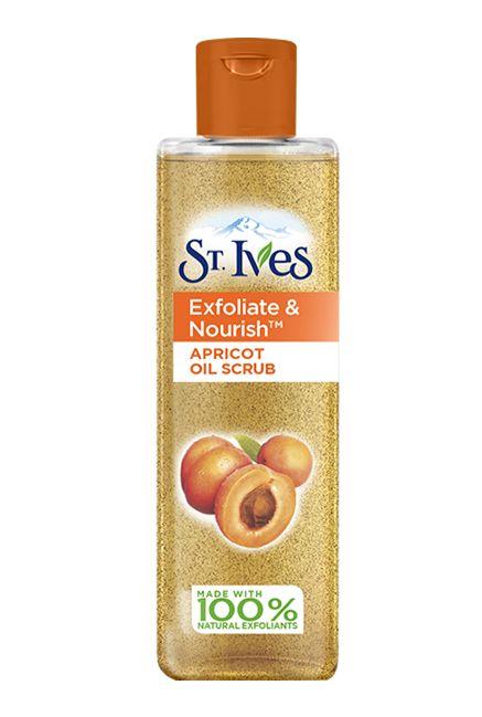 Apricot Oil Scrub St. Ives