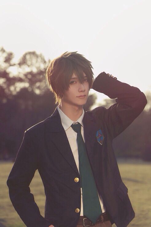 Makoto Tachibana - BEST.COSPLAY.EVER! // this is the best cosplay I've seen of Makato so far