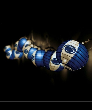 Penn State Paper Lantern by Holiday Cheer Section: Perfect Gifts on #zulily today!
