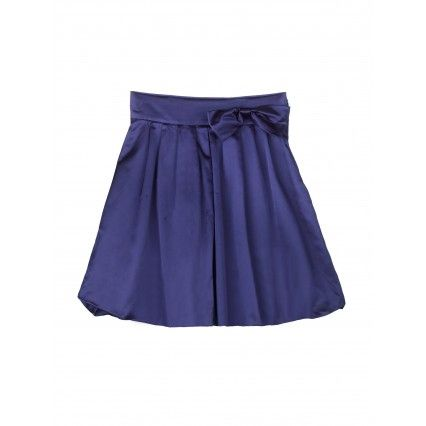 SKIRT WITH BOW  #lautrechose #FW2013