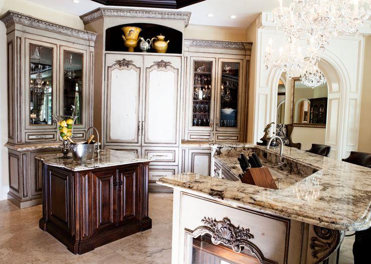 habersham custom kitchen cabinetry in classic european style - Habersham Cabinets Kitchen