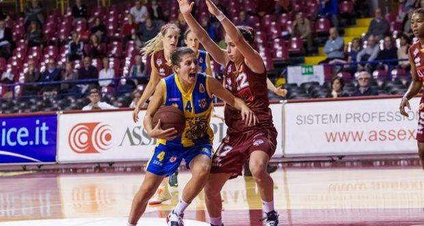#LbfLive #Basket Femminile: foto di Venezia - Parma: scatti di Roberto Perin - Schiacciamisto5.it