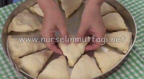 Samsa Böreği Tarifi Nurselle Evin Tadı | Nurselin Evi I Nurselin Mutfağı I Yemek Tarifleri