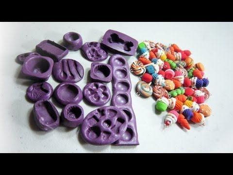 ▶ Cómo hacer moldes para miniaturas con masilla de silicona - YouTube