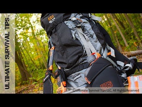 Wow! Bear Grylls Ultimate Pack - REVIEW - Commando 60 Backpack - A Bear Grylls Fan's Dream? - YouTube