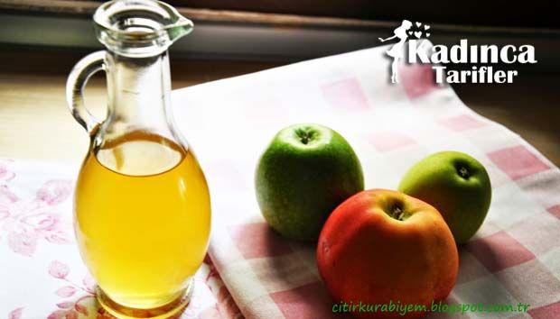 Elma Sirkesi Nasıl Yapılır? nasıl yapılır? Elma Sirkesi Nasıl Yapılır?'nin malzemeleri, resimli anlatımı ve yapılışı için tıklayın. Yazar: Çıtır Kurabiyem