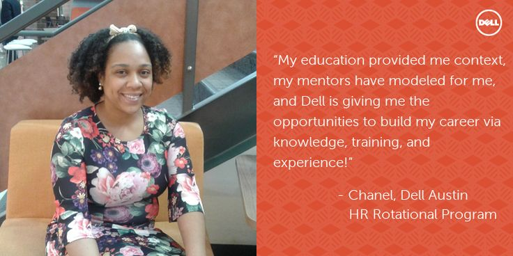 Meet Chanel from Austin and see 3 reasons she thinks