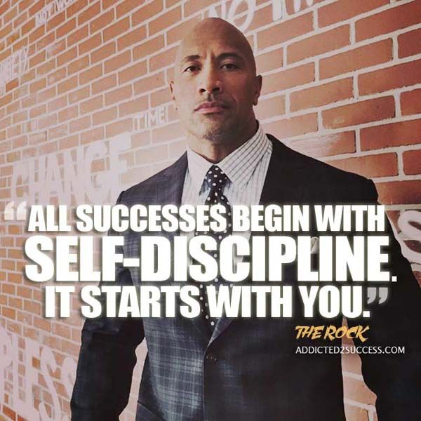 Dwayne Johnson Quote http://addicted2success.com/quotes/24-dwayne-johnson-motivational-picture-quotes/