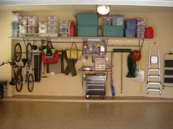 garage organization ideas organizing tips garage and the floor on 30548
