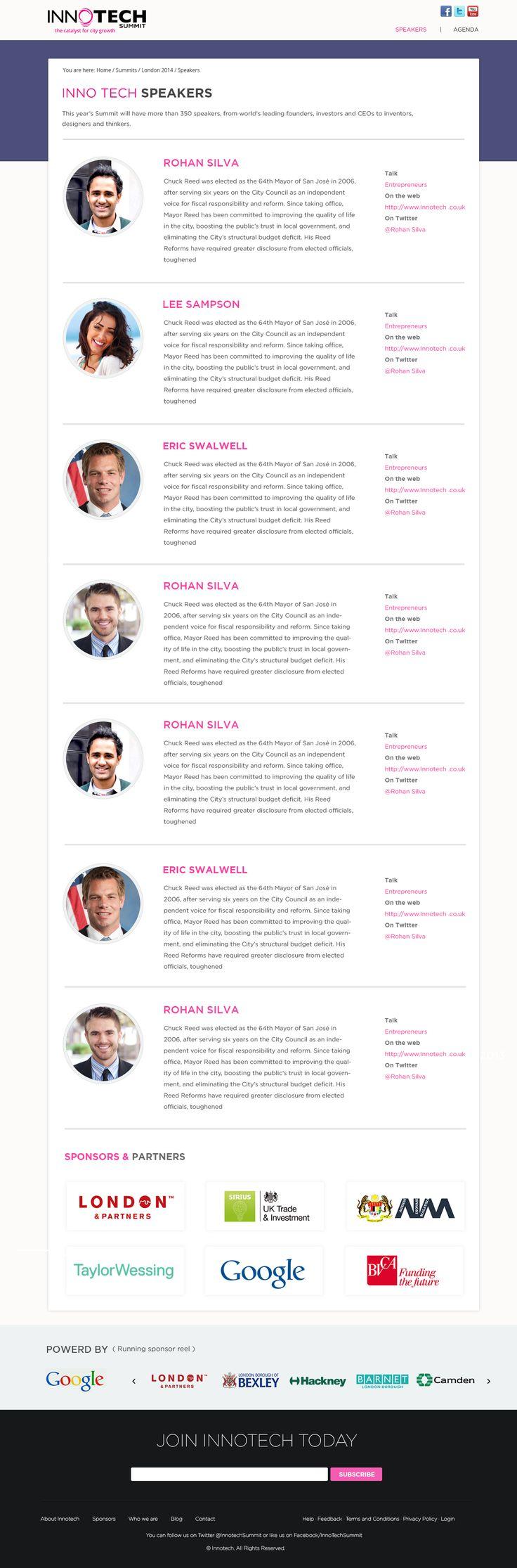 Design Inspiration Website Video