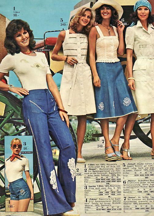Blue dress tops 70s hits