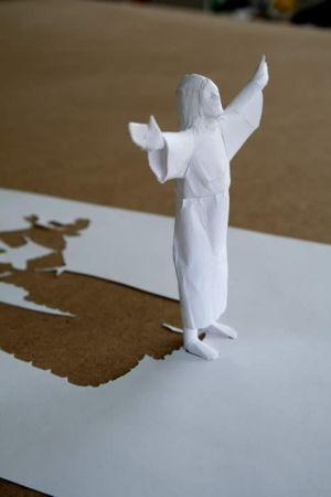 Peter Callesen Paper Cut Sculpture by kenn:)