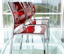 #laseggiola #complementi #red #color