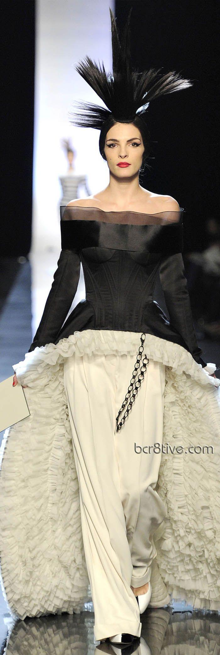 Jean Paul Gaultier Haute Couture.  V