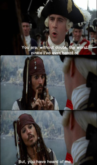 : Johnny Depp, Captain Jack Sparrow, Pirates Of The Caribbean, Captainjacksparrow, Funny, Jack O'Connell, Movie Quotes, Johnnydepp, Disney