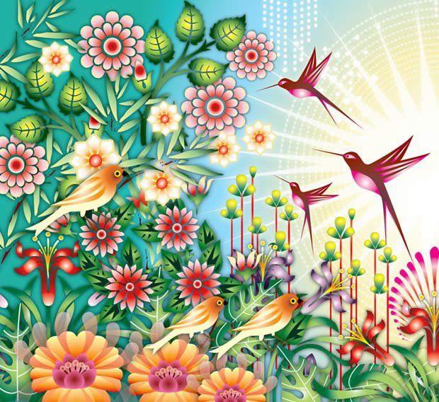 beija flor - santo daime