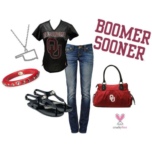 Oklahoma Sooners!!! Nothing better...