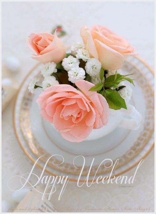 Happy Weekend Card:
