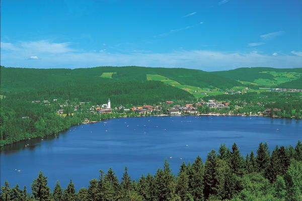 Webcams in Titisee-Neustadt Black Forest