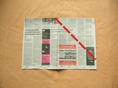Hoedje van papier