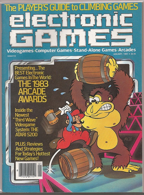 Electronic Games Magazine #11 January 1983
