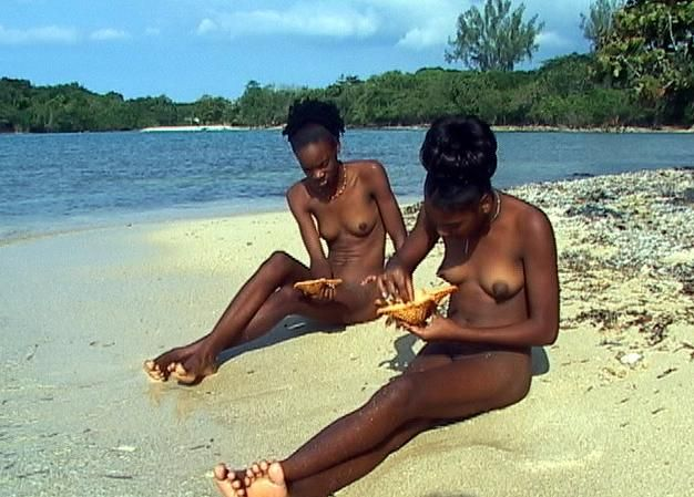 Nude black african women in their — 13