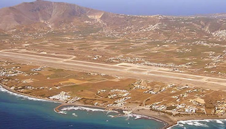 Fraport has meeting with local authorities for airports on Rhodes, Kos, Mykonos and Santorini