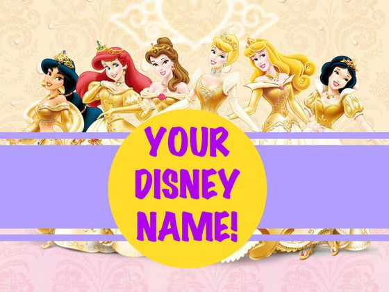 What's Your Disney Princess Name? Your name is Belle! Like the Disney princess, you love to read, venture out into the unknown, and meet new people (and animals!). You are a very adventurous person who always seeks new and exciting experiences. You are also extremely observant and empathetic. You are truly beautiful, inside and out!