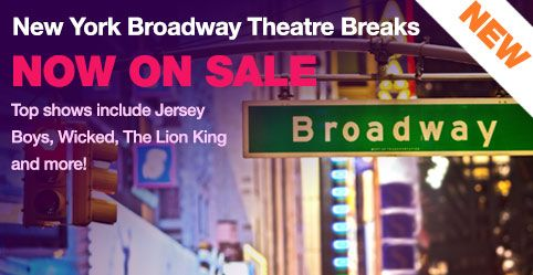 Theatre Breaks - Hotel & Ticket Packages from £62 London Theatre Breaks:  Our extensive selection of shows and hotels can save you time and money when booking your London Theatre break. Plus every London Theatre break includes a London Map and discount vouchers for London attractions!  We also have great value theatre breaks for exciting regional destinations such as Manchester, Bristol, Dublin, Edinburgh and Cardiff.