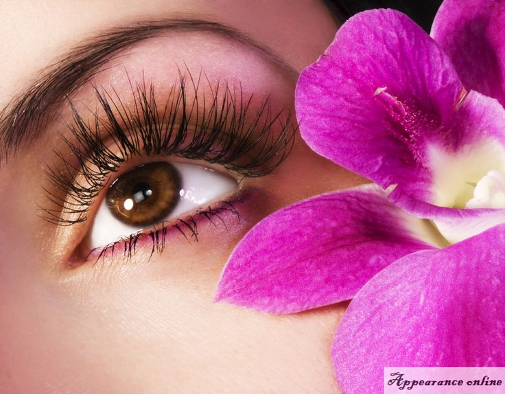professional eyelash extension care