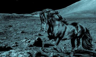 A Horse on the Moon #1