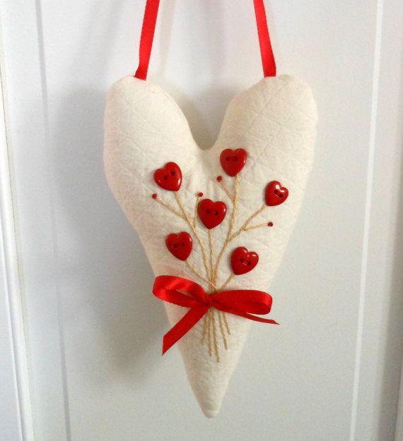 Colgador corazón para regalar en San Valentín acompañando una joya o en fechas señaladas