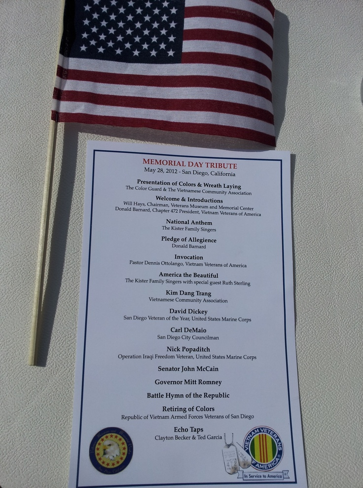memorial day events ventura