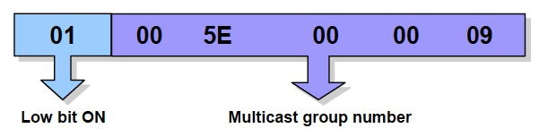 Are There Addresses Other Than Unicast? Yes. There are multicast addresses and broadcast addresses. Let's look at multicast first.
