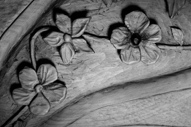 William Casanova: Scultura di legno cirmolo Vortice | DolomitiHeart.it