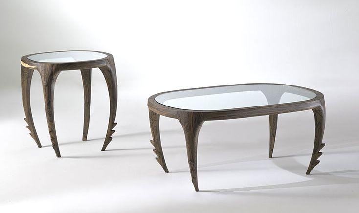 Mesa de Centro Pointer - Center Table Pointer