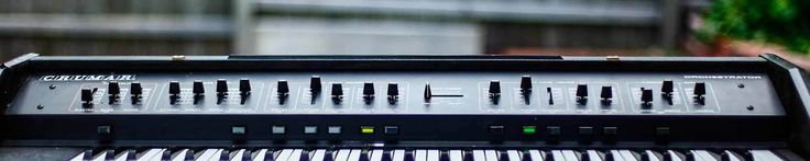 When discussing vintage synthesizers, the name Crumar doesn't usually spring to mind along-side other more recognized brands such as Moog or Roland. Yet this Italian manufacturer best known for their productions in the 1970's and 80's has earned their niche in the pantheon of analog synths.