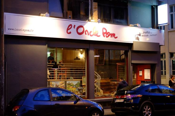 L'oncle Pom' #boudutoulouse #food #visiteztoulouse