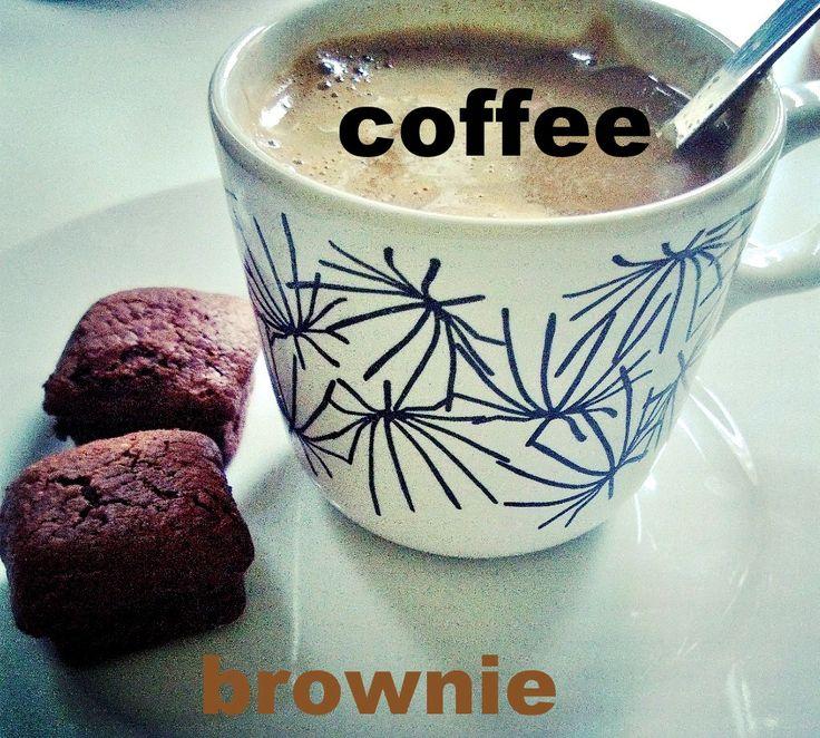 coffee&brownie