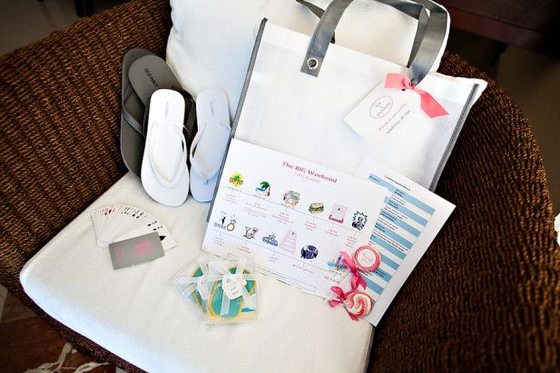 What to Include in Your Wedding Welcome Bags