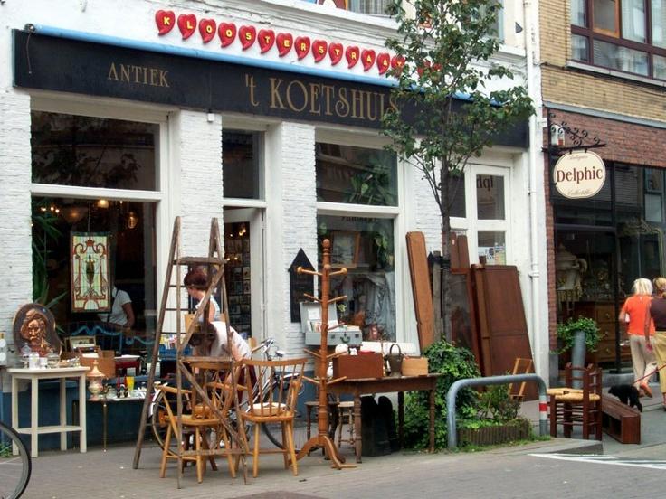 Kloosterstraat - Antiek & vintage | Antwerpen