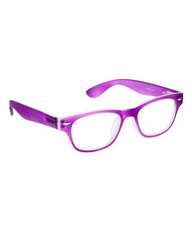 Love this Purple Rectangle Readers on #zulily! #zulilyfinds