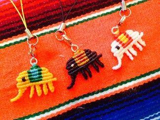 Sapoteko of ethnic miscellaneous goods and Latin America - MACRAME