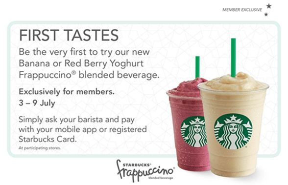 Loyalty schemes have been spoken about a lot but are crucial. Most competitors have online points based schemes but nothing outstanding. We have the opportunity to create a multi-channel loyalty scheme which puts us ahead of our competitors. It can be more than just points based as well such as Orange Wednesdays 2-4-1 or tangible goods. Starbucks offer free drinks for points but also offer loyalty customers the chance to try new products first, all in an easy to use app.