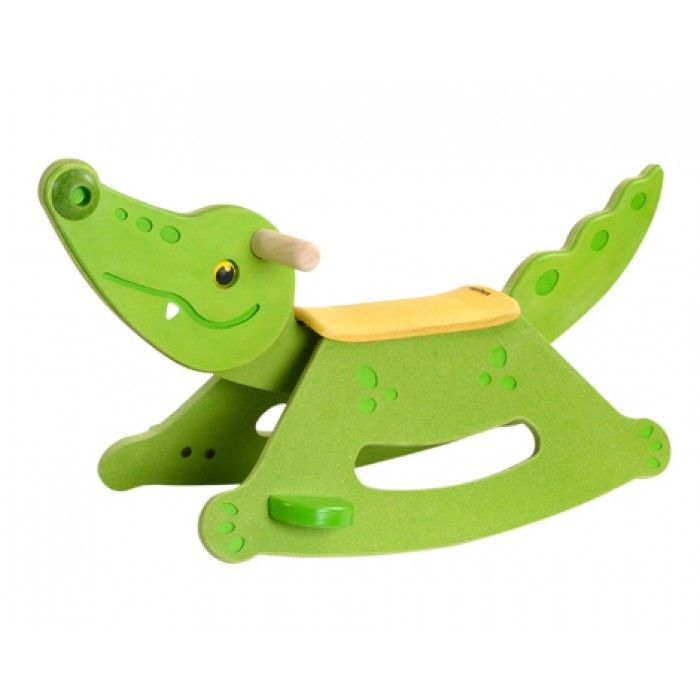 Sallanan Timsah (Rocking Alligator)