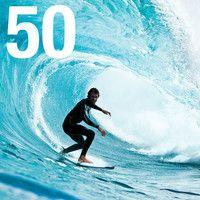 50 beste surfspots in de wereld