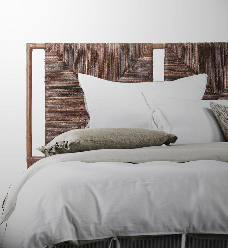 HEMINGWAY BEDHEAD Naturallycane   Rattan and Wicker Furniture Australia