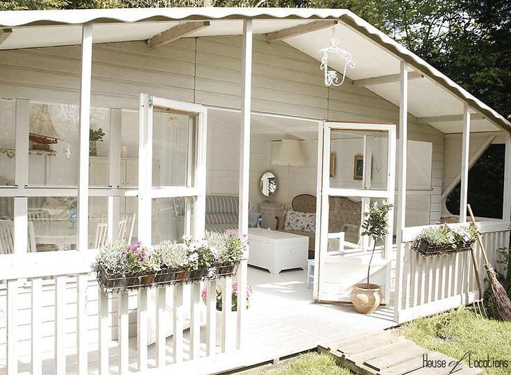 80 best Summer house images on Pinterest | Home, Summer houses and ...