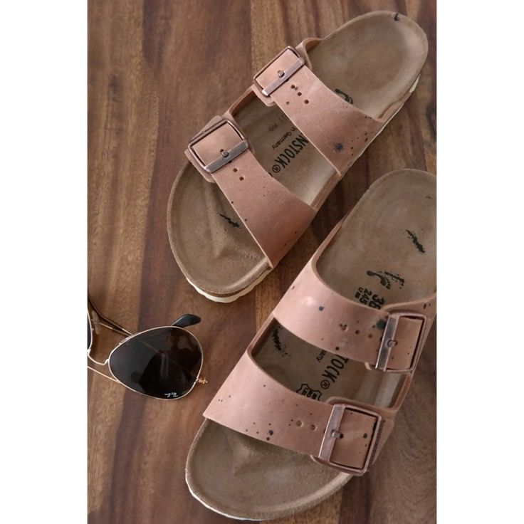 Birkenstock Arizona Mid Brown Used Premium