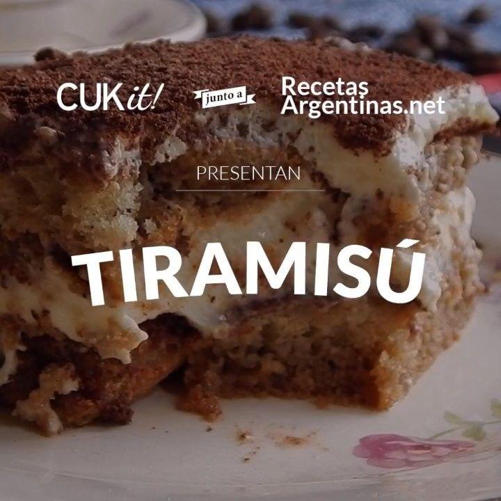 Recetas argentinas instagram